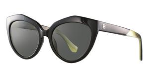 Balenciaga BA0048 Shiny Black