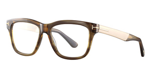 Tom Ford FT5372 Shiny Dark Brown