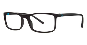 B.M.E.C. BIG Wave black matte/blue