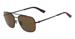 Calvin Klein CK8037S (223) Brown