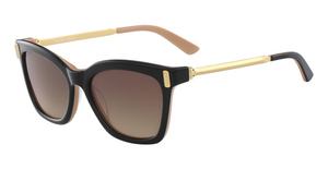 Calvin Klein CK8539S (067) Black/Vachetta