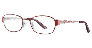 Aspex S3325 Satin Red & Silver