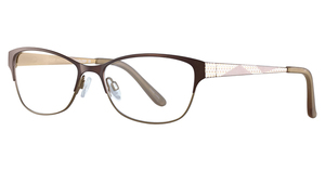 Aspex EC383 Matt Dark Brown & Bronze & Silver