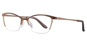 Aspex TK1028 1-Satin Brown & Light Copper