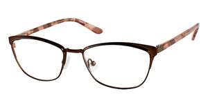 London Fog Womens Clara Eyeglasses
