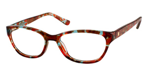 London Fog Womens Sabrina Eyeglasses