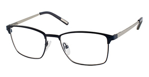 London Fog Mens Hoyt Eyeglasses