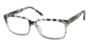 London Fog Mens Cass Eyeglasses