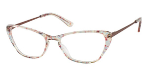 London Fog Womens Charlotte Eyeglasses
