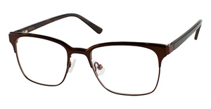 London Fog Mens Philip Eyeglasses