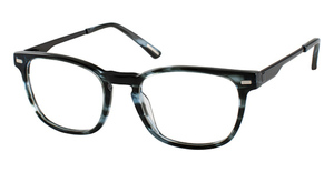 London Fog Mens John Eyeglasses