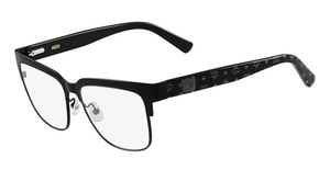 MCM MCM2103 (004) Black/Black Visettos