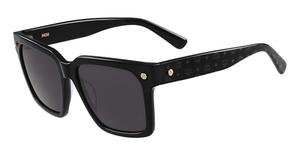 MCM MCM635S (004) Black/Black Visetos