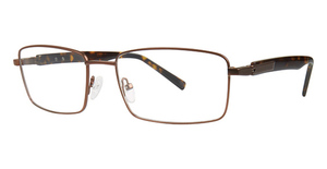 B.M.E.C. BIG Town Matte Brown/Tortoise