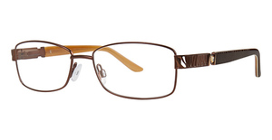 Daisy Fuentes Eyewear Daisy Fuentes Donella Eyeglasses