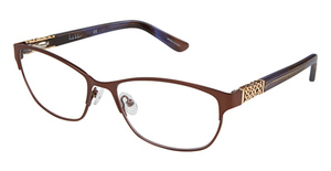 Nicole Miller Chestnut Eyeglasses