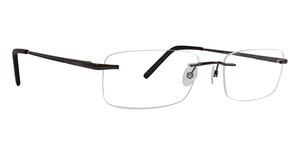 Totally Rimless TR 255 Reaction Eyeglasses