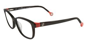 CH Carolina Herrera VHE679K Shiny Black 700Y