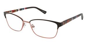 Nicole Miller Evergreen Eyeglasses