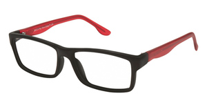 New Globe M432-P Black/Red