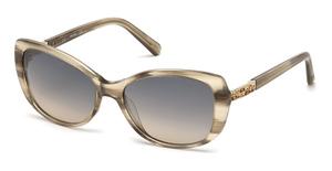 Swarovski SK0124 Sunglasses
