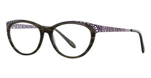 Valerie Spencer 9331 Tortoise/Purple