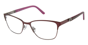 6ebfedd333 Nicole Miller Crystal Eyeglasses