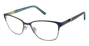 Nicole Miller Crystal Eyeglasses