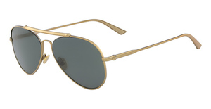 Calvin Klein CK8032S (718) Satin Gold