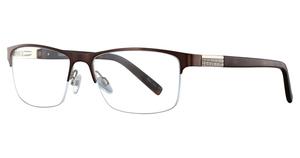 Aspex TK1046 Satin Dark Brown & Steel