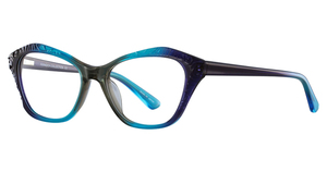 Aspex P5023 Dark Blue & Turquoise & Green