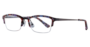 Aspex TK1034 Dark Blue & Red & Black & White