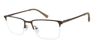 London Fog Mens Lyle Eyeglasses
