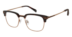 London Fog Mens Elroy Eyeglasses