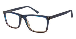 London Fog Mens Cash Eyeglasses
