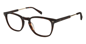 London Fog Mens Oliver Eyeglasses