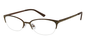 London Fog Womens Annie Eyeglasses