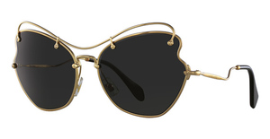 Miu Miu MU 56RS Antique Gold