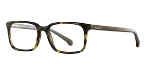 Brooks Brothers BB2033 Spotty Tort/Olive
