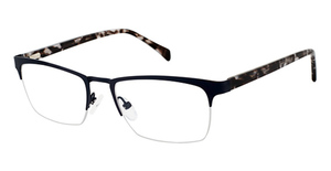 London Fog Mens Thad MM Eyeglasses