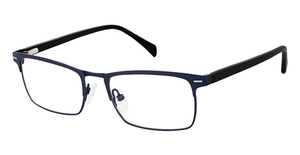 London Fog Mens Wilson MM Eyeglasses