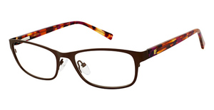 London Fog Womens Gillian Eyeglasses