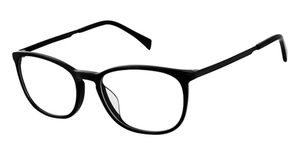 London Fog Mens Stew MM Eyeglasses