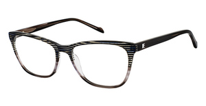 London Fog Womens Izzy Eyeglasses
