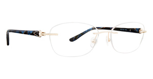 Totally Rimless TR 257 Solitaire Eyeglasses