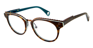 Betsey Johnson 164 Luscious Lennon Eyeglasses