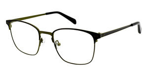 London Fog Mens Robert Eyeglasses
