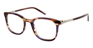 London Fog Mens Samuel Eyeglasses