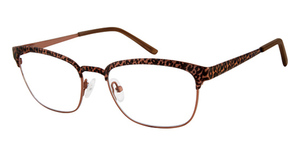 London Fog Womens Frankie Eyeglasses