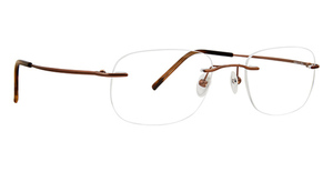 Totally Rimless TR 186 Interface Eyeglasses